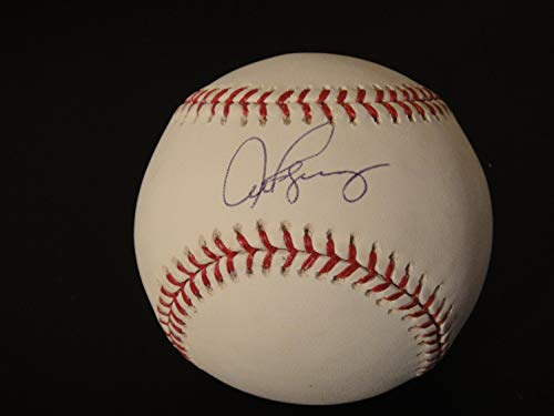 Alex Rodriguez Perfectly Autographed Signed Official Major League Baseball Steiner Hologram