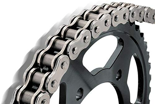 (530 BMOR Series 120 Chain Sealed O-Ring Compatible with Honda 2002-07 CB900F 1987-96 CBR1000F)
