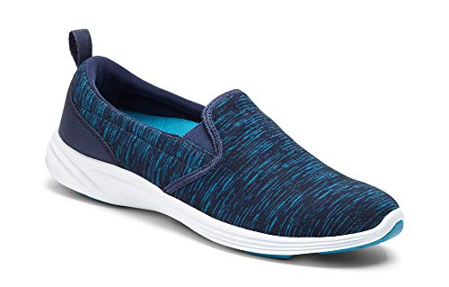 Vionic Women's Agile Kea Slip-on Navy 9.5W US