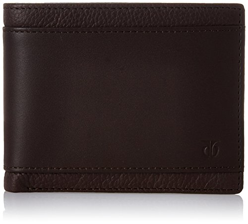 Titan Brown Men's Wallet (TW162LM1BR)