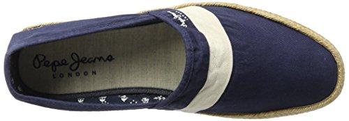 Sailor Pepe Jeans Sailor Basic Blu Espadrillas Basse Uomo Hw7vwxSq