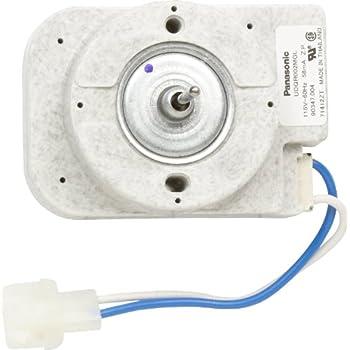 Whirlpool 61005339 evaporator fan motor for for Ge refrigerator evaporator fan motor problems