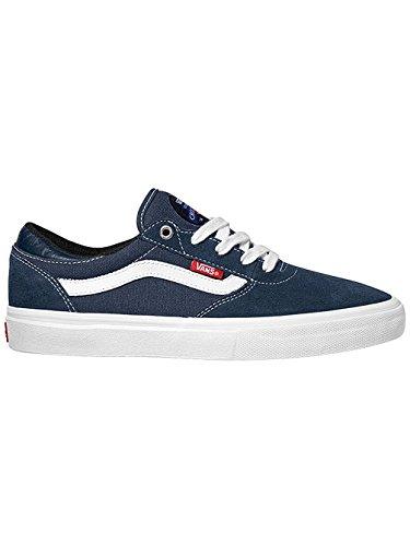 Vans - Vans Mens Shoes - Gilbert Crocket Pro - Navy / White - Mens 9