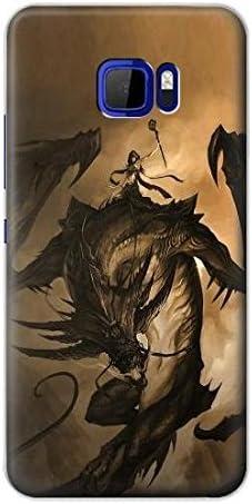R0388 Dragon Rider Case Cover For HTC U Ultra