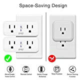 Smart Plug Gosund WiFi Dual Extender Outlet Work