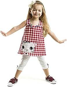 دينوكيدز مجموعة ملابس للاطفال - بنات