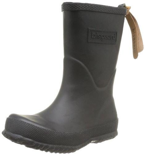 Bisgaard Rain Boot - Botas de agua Unisex Niños Negro
