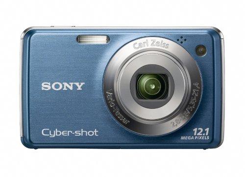 Sony Ccd Series (Sony Cyber-shot DSC-W230 12 MP Digital Camera with 4x Optical Zoom and Super Steady Shot Image Stabilization (Dark Blue))