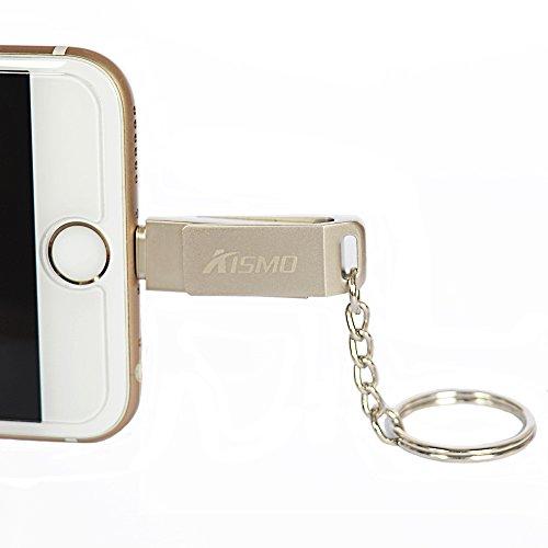 Flash Drive for Apple 16GB, USB 2.0 External - I Phone 5 C 16 G B