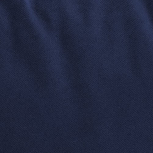 Passion Suede - Microsuede Upholstery Fabric Sold by the Yard or Roll - 1 Yard, Navy Blue