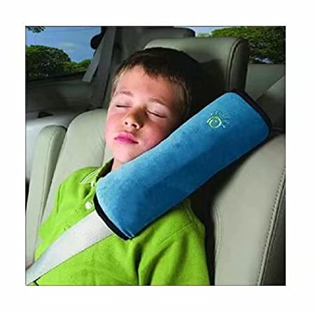 RICISUNG Child Kids Toddler Car Auto Seat Belt Shoulder Pad Cover Head Neck Support