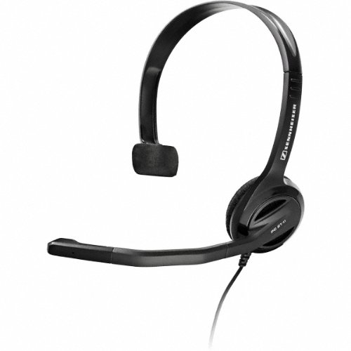 Sennheiser Over-the-Ear Headset Black PC 21-II