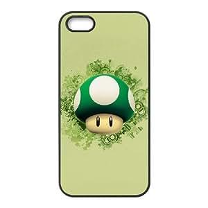Super Mario Bros iPhone 5 5s Cell Phone Case Black GYKK5K55