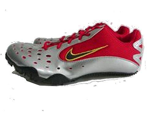 Nike Herren Zoom Rival S III 311894-602 Silber / Rot
