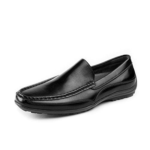 Extra Wide Width Casual Dress - Deer Stags Men's Drive Slip-On Loafer Black 10.5 EEE US