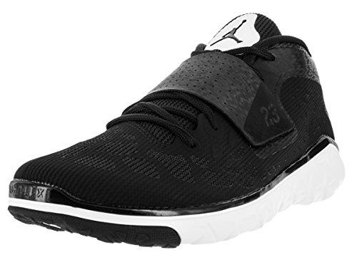 Jordan Nike Herren Flight Flex Trainer 2 Basketballschuh schwarz