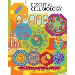 Hardcover:Essential Cell Biology  Edition