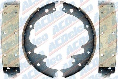 UPC 021625016030, ACDelco 14280R Brake Shoe Kit