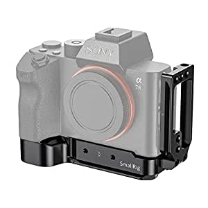 SMALLRIG Camera L Plate Bracket for A7RIII A7III A9-2122