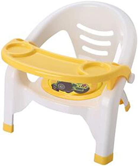 LINANA Children's Chair Baby Dining Chair Back Chair Nursery