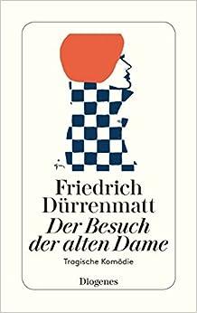 Book Der Besuch der alten Dame (German Edition)