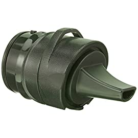 Survivor Filter Replacement Mouthpiece with Integrated Carbon Filter. Fits Survivor Filter Triple Filtration Water Filter Straw 138 OFFICIAL Replacement Carbon Filter for Survivor Filter Model L600 Triple Filtration Water Filter Straw. USE FOR UP TO 1000Liters INTEGRATED mouthpiece with filter tip included.
