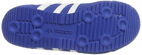 adidas Dragon Og, Zapatillas de Entrenamiento Unisex Niños, Azul Azul (Blue/ftwr White/blue)