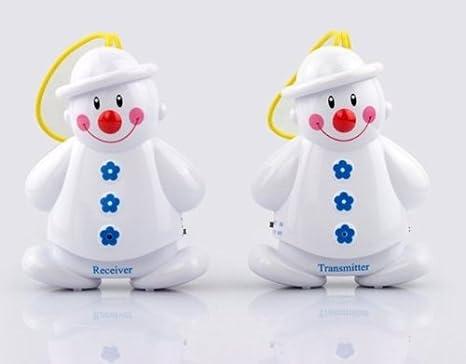 Snowman - Detector inalámbrico de lluvia para bebé, alarma ...