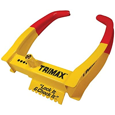 Trimax TCL65 Wheel Chock Lock: Automotive