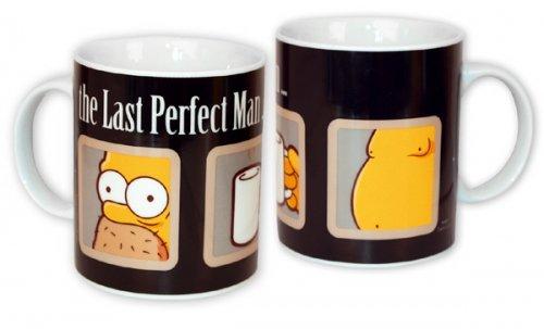 Price comparison product image The Simpsons - Merchandise - Ceramic Coffee Mug (The Last Perfect Man)