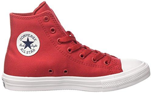 Converse Chuck Taylor All Star Glitter Zapatillas Altas Top Salsa Red