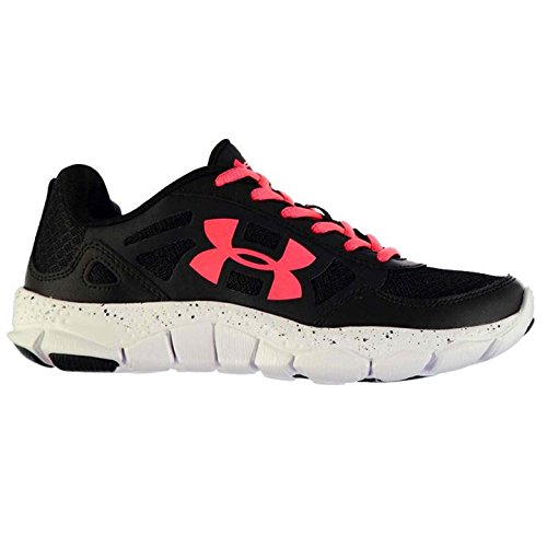 Ladies black Black Under Engage Armour pink pink Trainers 2 Micro Running 65g05wq