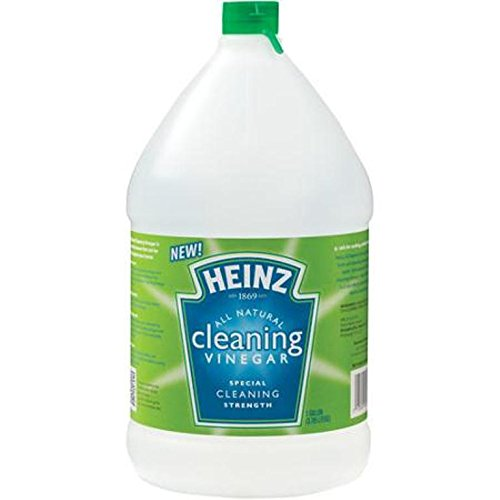 Heinz All Natural Cleaning Vinegar, 128 Ounce (Pack of 6)
