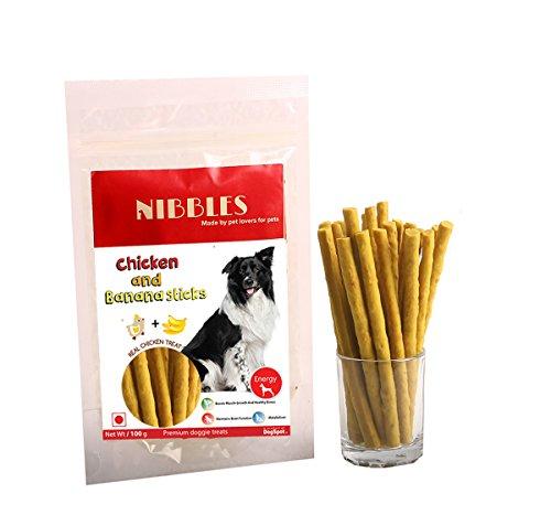 Nibbles Banana Sticks – 100 gm (Pack Of 2)