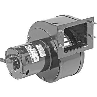 Fan0663 fasco furnace draft inducer exhaust vent for Trane fan motor replacement cost