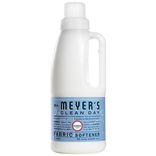 Mrs. Meyer's Clean Day Fabric Softener, Bluebell, 32 fl oz