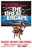 """""""THE GREAT ESCAPE"""".Steve McQueen James Garner Classic Movie Poster - Poster Size : A4"""