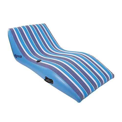 Aqua Ultra Comfort Recliner Lounge One 1 Person Heavy