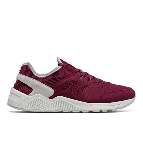 New Balance , Baskets pour homme rouge rouge 43.0
