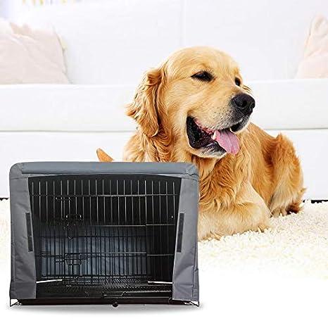 XIAOCONG - Funda para Jaula de Mascotas (Aislamiento térmico ...