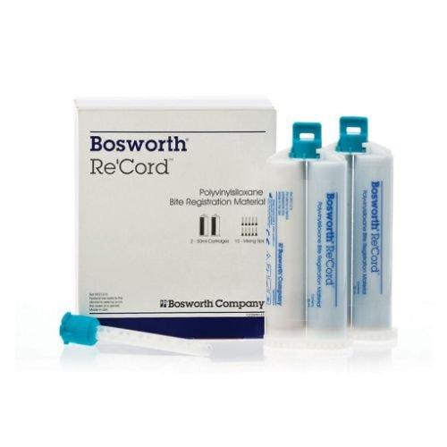 Bosworth 0921315 RE'CORD Standard Kit, Blue