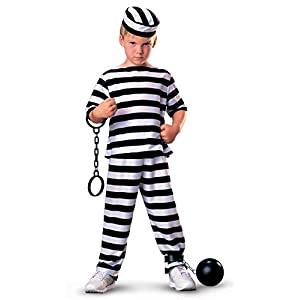 b2f91f183 Prisoner Costumes (Men, Women, Kids) for Sale - Funtober Halloween