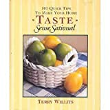 101 Quick Tips to Make Your Home Taste SenseSational, Terry Willits, 0310202264