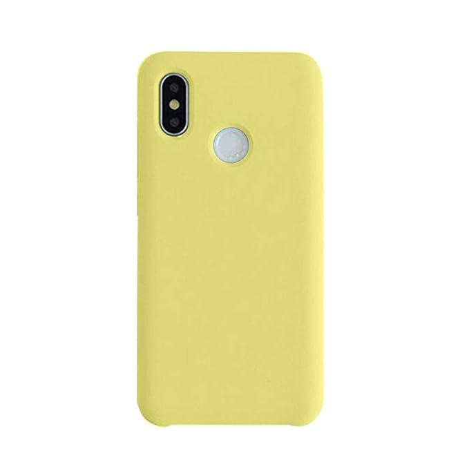Funda for Xiaomi Mi 8 Carcasa Silicona Colores del Caramelo Protector TPU Ultra-Delgado Anti-Arañazos Caso Caja para Mi 8 SE: Amazon.es: Ropa y accesorios