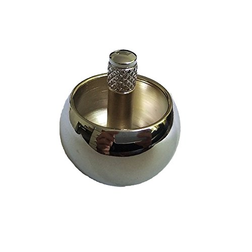 FreSky Spinning Top, Stainless Alloy Metal Flip Over Top Built to Last And Perfect Balance Between Performance and Beauty