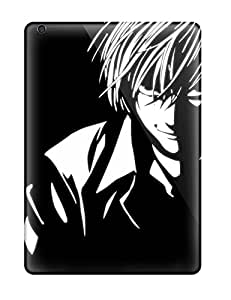 Lucila Cruz-Rodrigues's Shop New Style MarvinDGarcia Scratch-free Phone Case For Ipad Air- Retail Packaging - Death Note 9060901K39436067