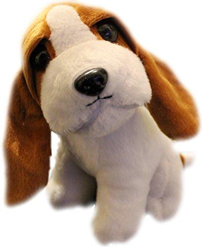 Basset Hound Stuffed Animal Dog Plush Buddy