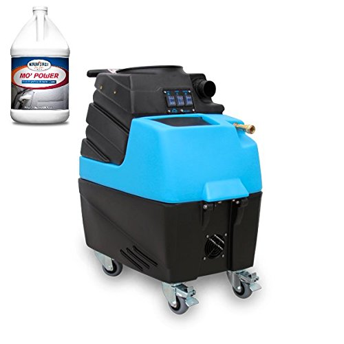 Mytee HP60 Spyder Heated Carpet Extractor and TWO CASES (8 Gallons) of Mo' Power Carpet & Upholstery Extraction Cleaner - Bundle 2 - Comparison Wetsuit