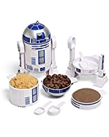 Star Wars R2-D2 Measuring Cup Set (Exclusive and Officially Licensed)