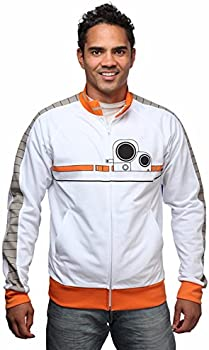 Star Wars BB-8 Mens Track Jacket